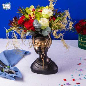 Aranjament floral Deluxe Gift