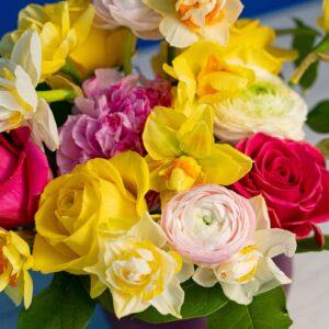 Aranjament floral The Flower Pot