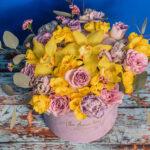 Aranjament floral Vip Lila (3)