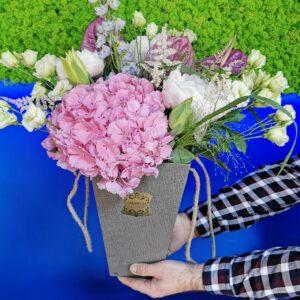 Aranjament floral Big H