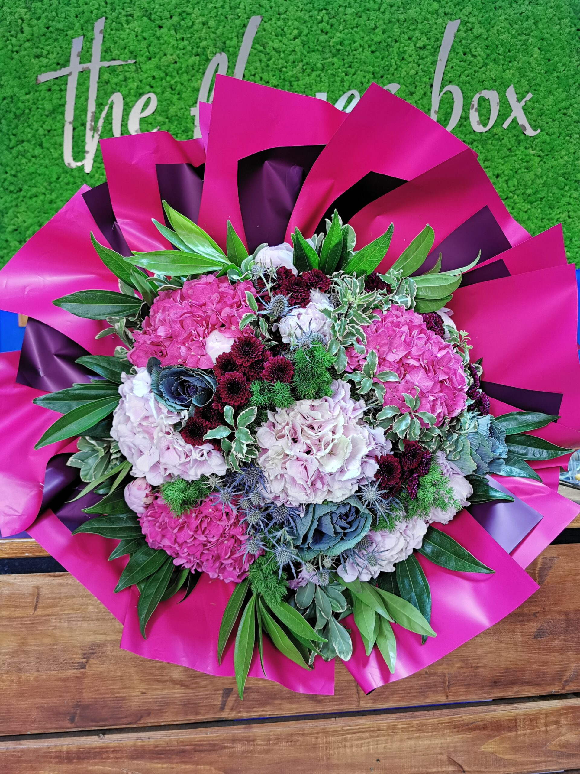 Buchet BIG and Special Flowers